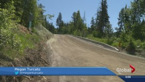 Safety improvements made to Shuswap River Drive after deadly accident