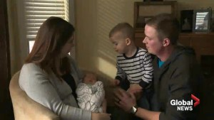 Coaldale couple gets shock of their lives when baby is unexpectedly born at home