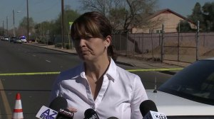 'Two young people are dead this morning': Arizona police update fatal school shooting of teenage girls