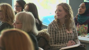 Edmonton event aims to get more women involved in politics