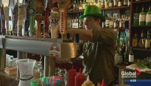 St. Patrick's Day takes hold in Saskatoon