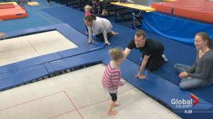 Olympian Kyle Shewfelt continues building next generation gymnasts