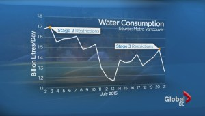 Metro Vancouver may avoid water shortages in the fall