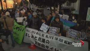Anger and anguish in Japan after video released of journalist beheading