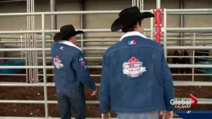 Gil Tucker: Bull riders from across the world