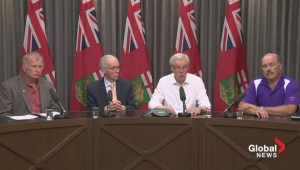 Manitoba declares provincial state of emergency and requests military help