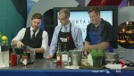 In the Global Edmonton kitchen with Alberta Hotel Bar and Kitchen