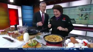Simplifying traditional holiday recipes with Chef Lynn Crawford