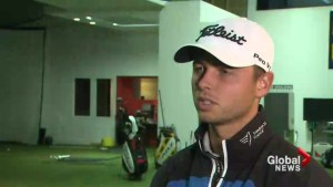 High hopes for rising B.C. golfing star Adam Svensson