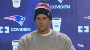 Tom Brady: I don't want anyone touching or rubbing the balls after I pick them