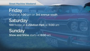 37th annual Street Machine in revving up for the weekend