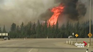 Global meteorologist takes a closer look at Fort McMurray wildfire