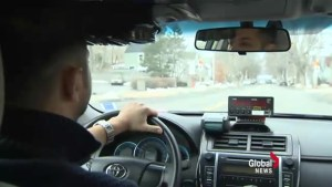 Halifax taxi driver helps woman being assaulted
