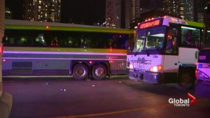 Woman struck, killed by GO bus at Toronto's Union Station terminal
