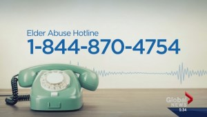 New interior elder abuse hotline getting steady stream of calls