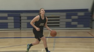Promising athlete earns NCAA scholarship