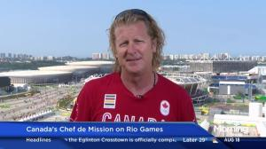 'No regrets': Chef de Mission Kurt Harnett inspiring Canadian athletes