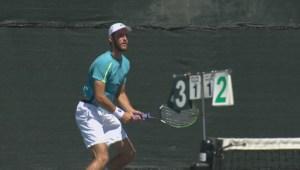 Kelowna Futures Tennis tournament in full swing