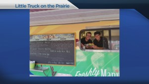 Little Truck on the Prairie, friendly for Manitobans with dietary restrictions