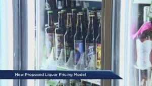 New proposed liquor pricing