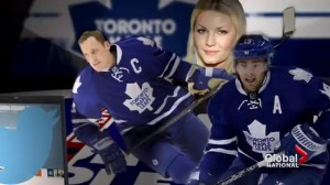 Apology, legal actions threat after tweet about Phaneuf, Cuthbert and Lupul