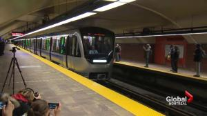 STM pulls all Azur Metro cars after equipment problem