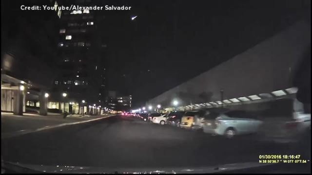 'Fireball Meteor' Caught On Camera In The Northeast Sky