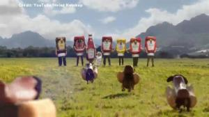New Heinz ketchup Super Bowl ad goes full-on cute with wiener dogs