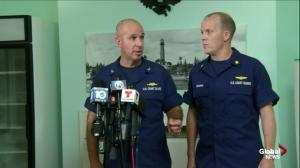 U.S. Coast Guard provides update on missing Florida teen boaters