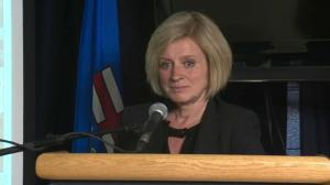 Primary focus is safety of Fort McMurray residents, getting them out of area: Alberta premier