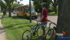 Calgary parents group starts petition against CBE's new bus system