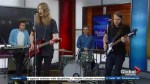 Taylor Knox performs 'The Stars' on The Morning Show