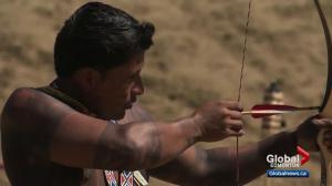 World Indigenous Games getting underway in Alberta