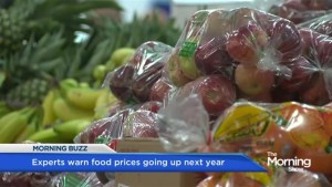 Get ready to pay more for food in 2017