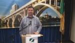 RAW: City of Saskatoon press conference on boil water advisory