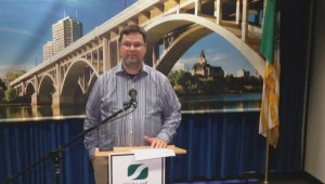 RAW: City of Saskatoon press conference on boil water advisory