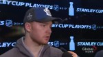 Frederik Andersen says 'there's a lot to be proud of' after playoff series loss against Capitals