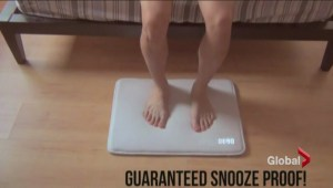 Alarm clock rug Kickstarter project surpasses funding goal