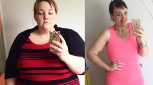 Ont. woman's 210-lb. body transformation