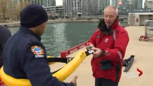 Toronto rescue experts say even in late winter, falling into water can be deadly