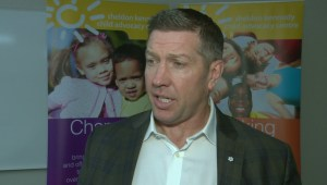 Email allegedly sent by a Swift Current city council candidate says Sheldon Kennedy needs to take responsibility for abuse