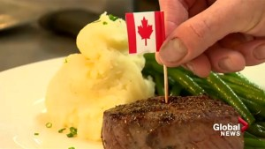 Canadian beef is back on the menu at earls Lethbridge