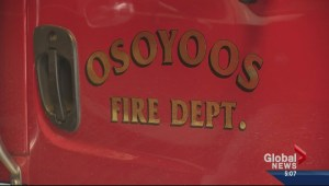 Osoyoos residents in favour of new fire hall