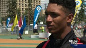 Edmonton high school athlete to play sports at major U.S. College