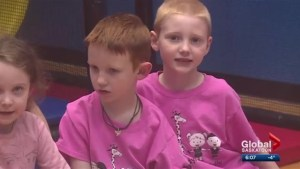Thousands mark pink shirt day to stand up against bullying