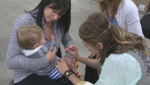 Flu clinic opens in Lethbridge