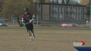 Grade 9 lacrosse players make deal with American university