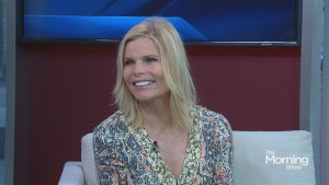 Oscar-nominated actress Mariel Hemingway stops by The Morning Show