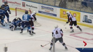 Saskatoon Blades shut out by Moose Jaw Warriors