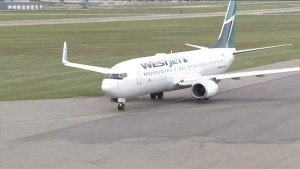 WestJet pilots unionize their cockpits.